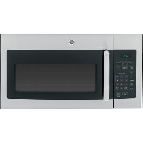 GE JVM3160RFSS Over-the-Range Microwave Oven