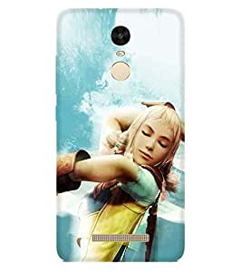 PRINTSWAG BEAUTIFUL GIRL Designer Back Cover Case for Xiaomi Redmi Note 3