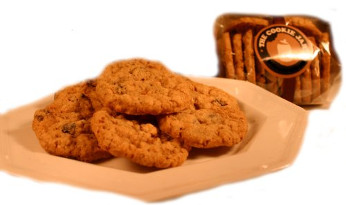 Homemade Oatmeal Raisin Cookies Snackers, 1 Doz.