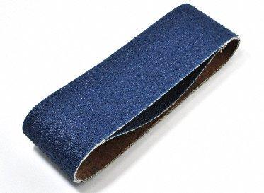 3 x 21 Zirconia Sanding Belt 36 Grit 2-Piece