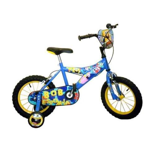 Bicicleta Productos Merchandising Bob Esponja