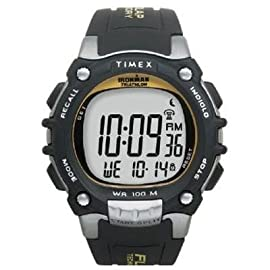 Timex IRONMAN 100 Lap Watch T5E231