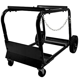 Campbell Hausfeld WT7200 Steel Welder Cart by Campbell Hausfeld
