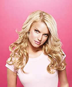 "hairdo from Jessica Simpson and Ken Paves 23"" Vibralite Synthetic Clip-In Extension, Wavy, Golden Wheat"