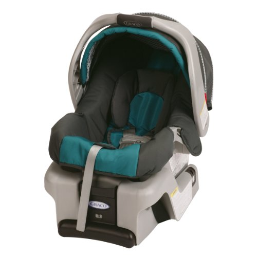 Graco SnugRide Classic Connect 30 Infant Car Seat, Dragonfly - 1