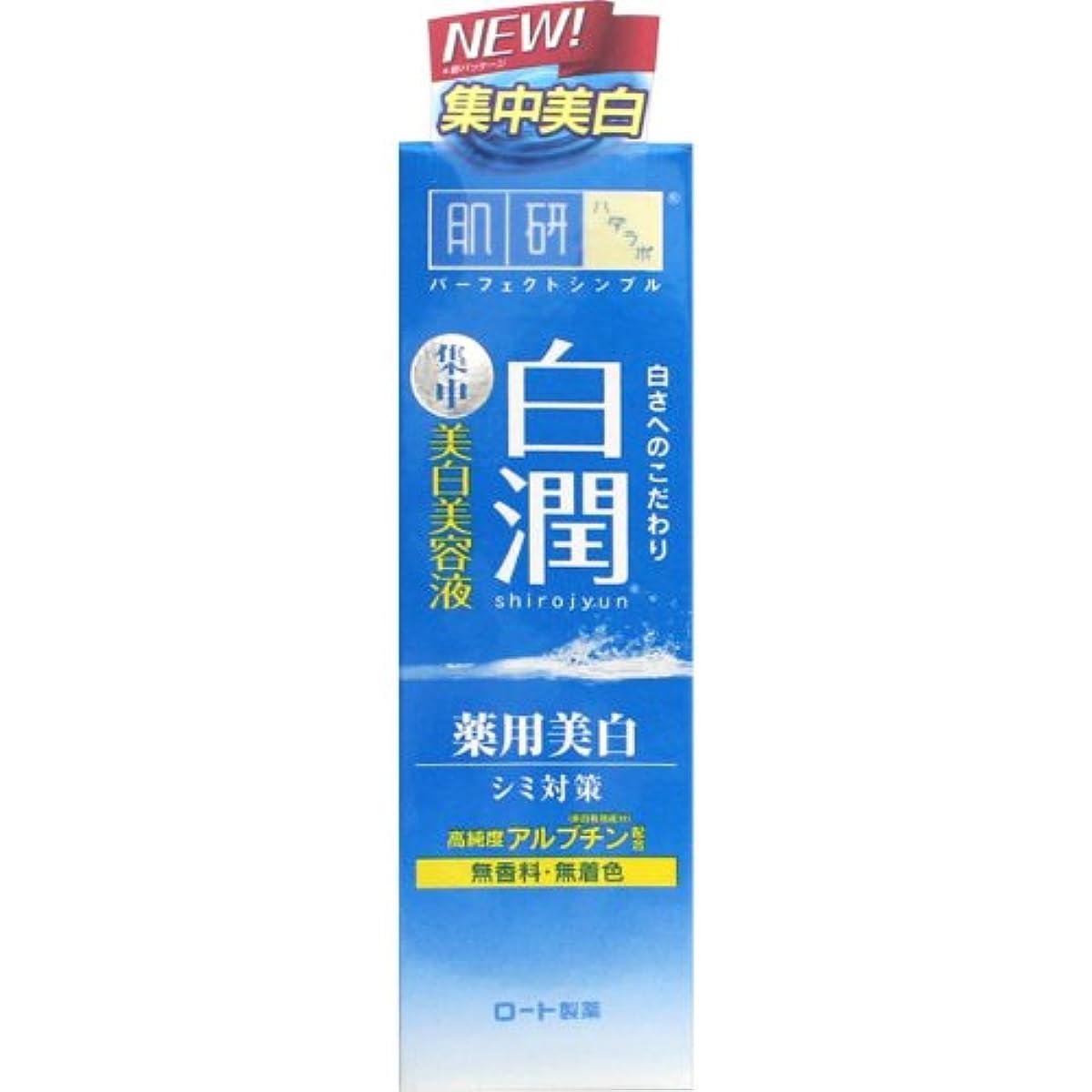 하다라보 백윤약용 미백 미용액 30g (의약부외품)-BU11J02264