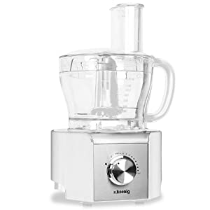 Braun Epilatore Prezzi: H Koenig MX-18 Robot da cucina ...
