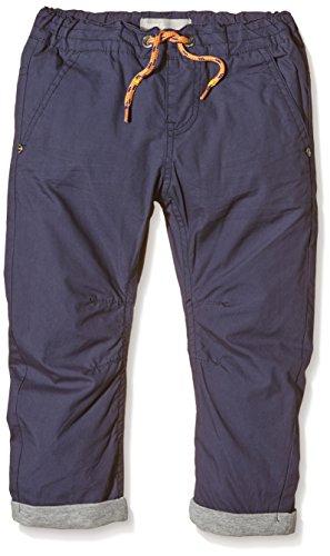 NAME IT Jungen Hose NITDILON M BAG/REG PANT WL 116 GER, Einfarbig, Gr. 92, Blau (Dress Blues)