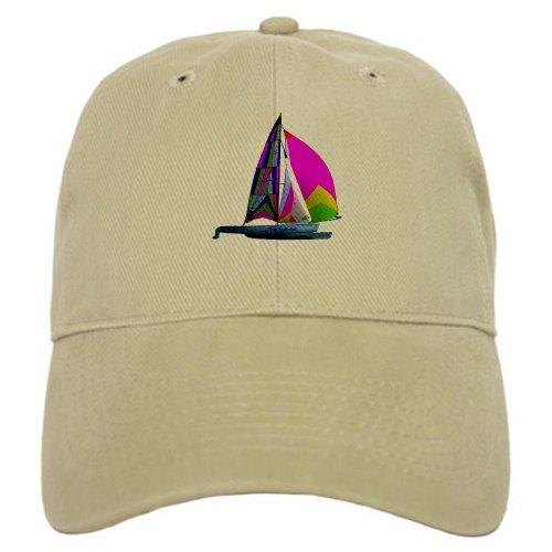 cafepress-hobie-cat-art-cap-baseball-cap-with-adjustable-closure-unique-printed-baseball-hat