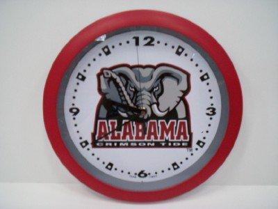 Team Time Alabama Wall Clock