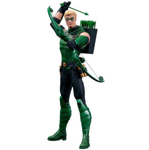 DC Collectibles Comics Justice League The New 52 - Green Arrow Action Figure (Dc New 52 Action Figure compare prices)
