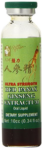 Prince of Peace Red Panax Ginseng Extractum Ultra Strength Supplement