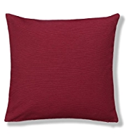 Ribbed Cushion