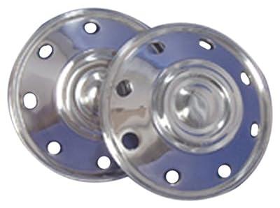 Dicor SHJP16 JP 16 Stainless Steel Wheel Cover