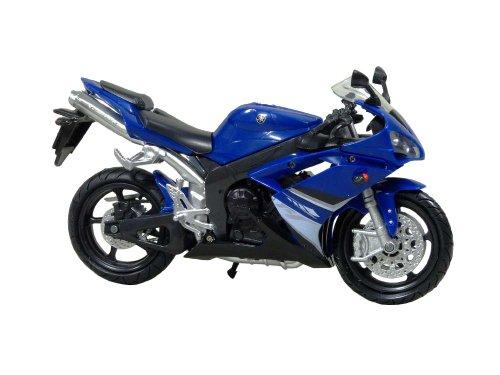 スカイネット 1/12 完成品バイク YAMAHA YZF-R1