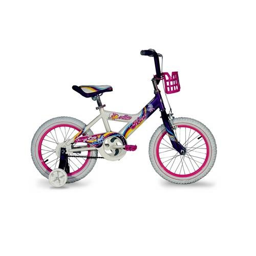 Kent Girls Pretty Prancer Bike (16-Inch Wheels)