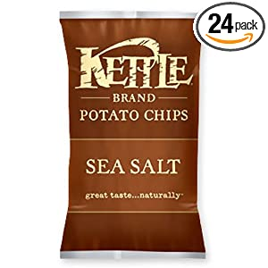 Amazon - Extra 15% off select Kettle Chips - extra 15% off