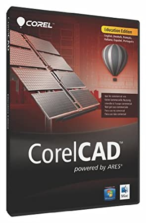 Corel CorelCAD Education Edition