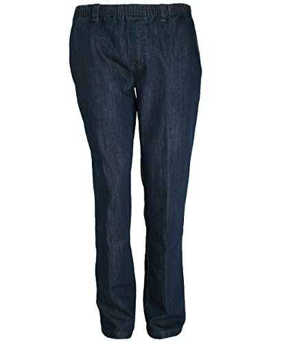 Luigi Morini -  Jeans  - straight - Basic - Uomo blu 28