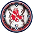 Boston Red Sox MLB Wall Clock