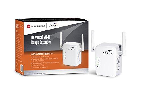 ARRIS Universal Wi-Fi N Range Extender (WR2100) image