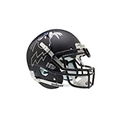 NCAA Northwestern Wildcats Authentic XP Football Helmet, Full Size by Schutt