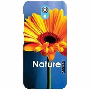 HTC Desire 526G Plus Back Cover - Silicon Nature Designer Cases
