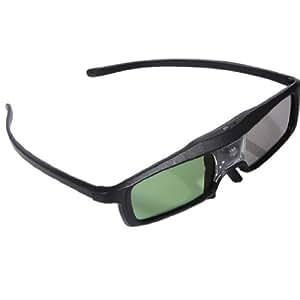 ATC 3D Shutterbrille für Acer DLP E2B, 3D Brille für Acer Projektoren schwarz - 3D Ready Active Shutter Brille für DLP Link