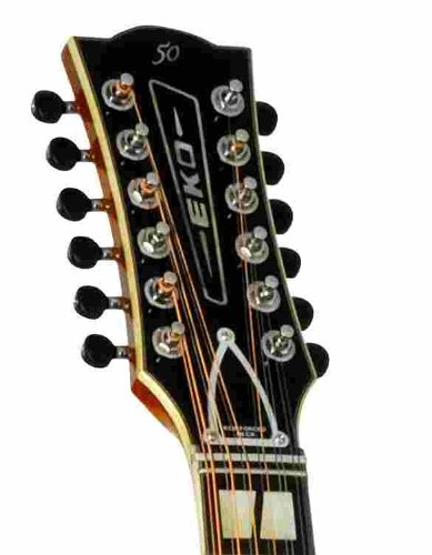 best buy eko ranger 12 50th anniversary acoustic guitar 12 string on sale guitars. Black Bedroom Furniture Sets. Home Design Ideas