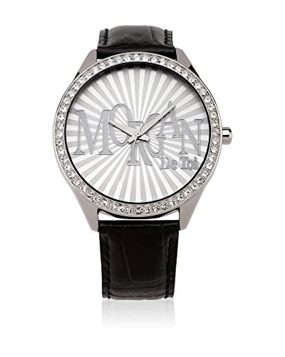 Morgan de Toi Reloj de cuarzo Woman M1089B Negro 40 mm