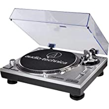 Audio Technica ATLP120 Professional Turntable with USB