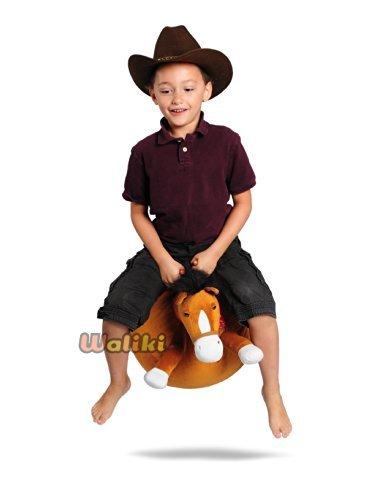 Mr Jones: Large Plush Horse Ball Hopper (Ages 6-10) - 1