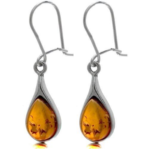 honey-amber-sterling-silver-teardrop-dangle-earrings