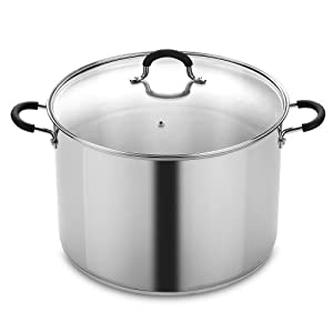 Cook N Home NC-00335 Stainless Steel Canning Pot Stockpot by Cook N Home