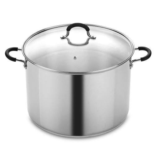 Cook N Home NC-00335 Stainless Steel Canning Pot/Stockpot (Canning Pots compare prices)