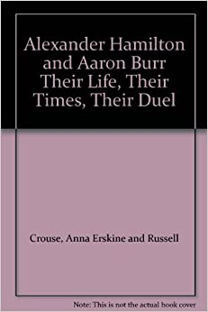 BOOK REVIEW: 'The Heartbreak of Aaron Burr'