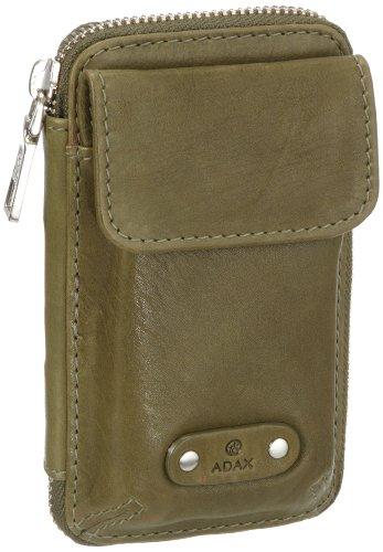 ADAX Adax mobile bag Mobile Phone & Smartphone Case Unisex-Adult Green Grün (Kiwi 50) Size: 10x16x4 cm (B x H x T)