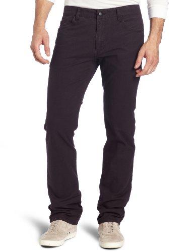 Joe's Jeans Men's Brixton Slim Fit Straight Leg, Plum, 32