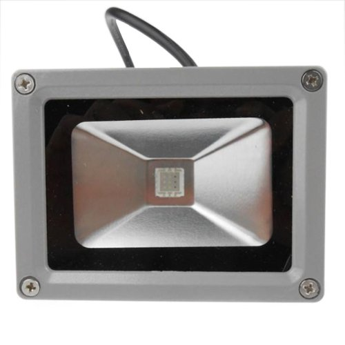Secst Led 10W Rgb Flood Lights Cob Spotlight Colour Changing For Home Garden Hotel