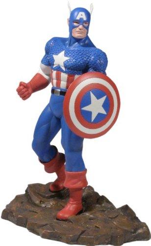 Marvel Diecast Captain America 1/12 Scale Statue