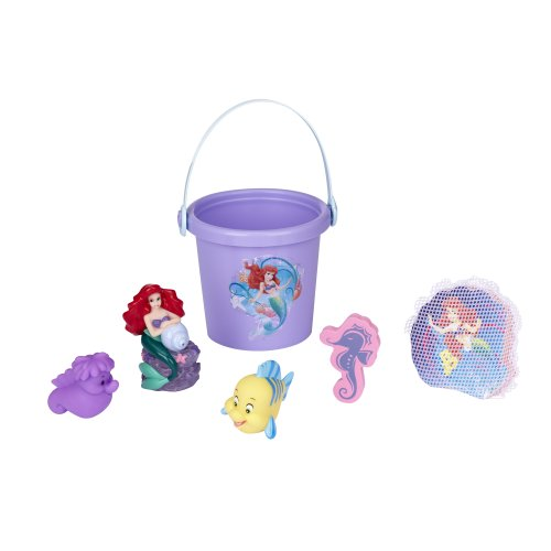 Ariel's Below The Sea Bath Bucket