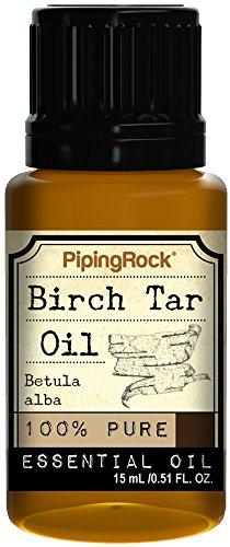 Birch Tar Essential Oil 1/2 oz (15 ml) 100% Pure -Therapeutic Grade