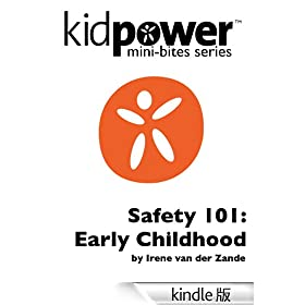 Kidpower Safety 101: Early Childhood (Kidpower Mini-Bites)