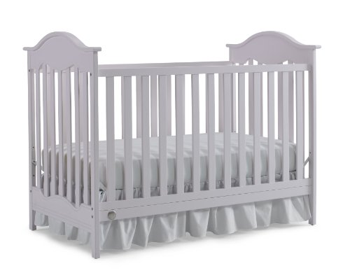 Fisher-Price Charlotte 3-In-1 Convertible Crib, Blush