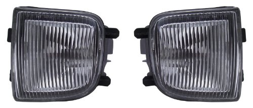 For Nissan PATHFINDER PAIR FOG LIGHT 99-04 NEW (03 Nissan Pathfinder Back Bumper compare prices)