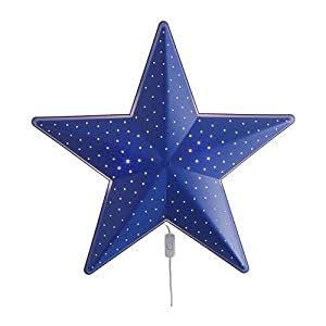 Kids Star Wall Light Lamp by IKEA