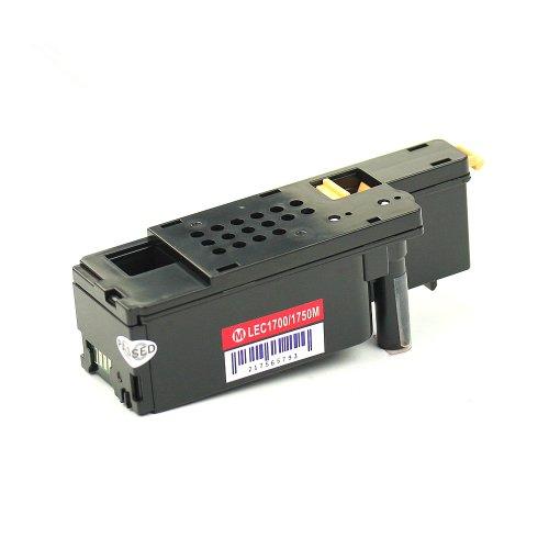 Toner für Epson AcuLaser C1700 AcuLaser C1750 AcuLaser C1750N | magenta | 1400 Seiten