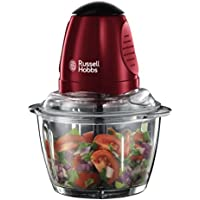 Russell Hobbs 20320 Rosso Mini Chopper - Red