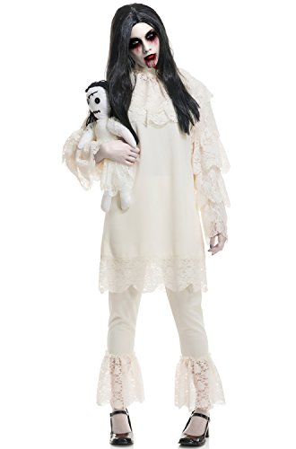 Wicked Doll Costume - X-Large - Dress Size 14-16 (Evil Doll Costume)
