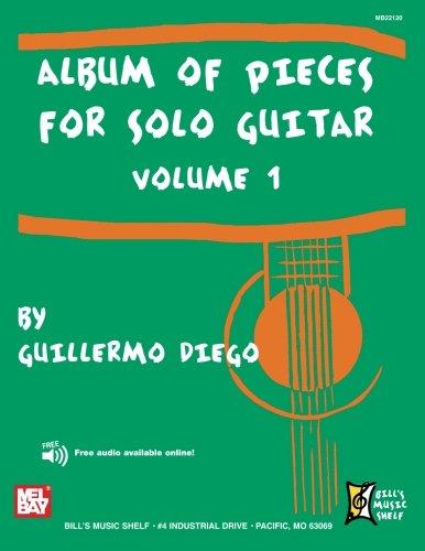 Album of Pieces for Solo Guitar
